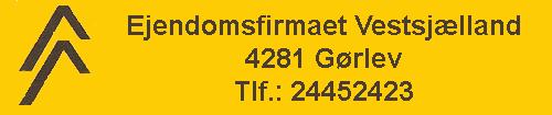 Ejendomsfirmaet Vestsjælland